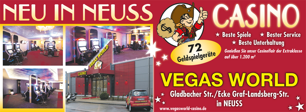Vegas World Neuss